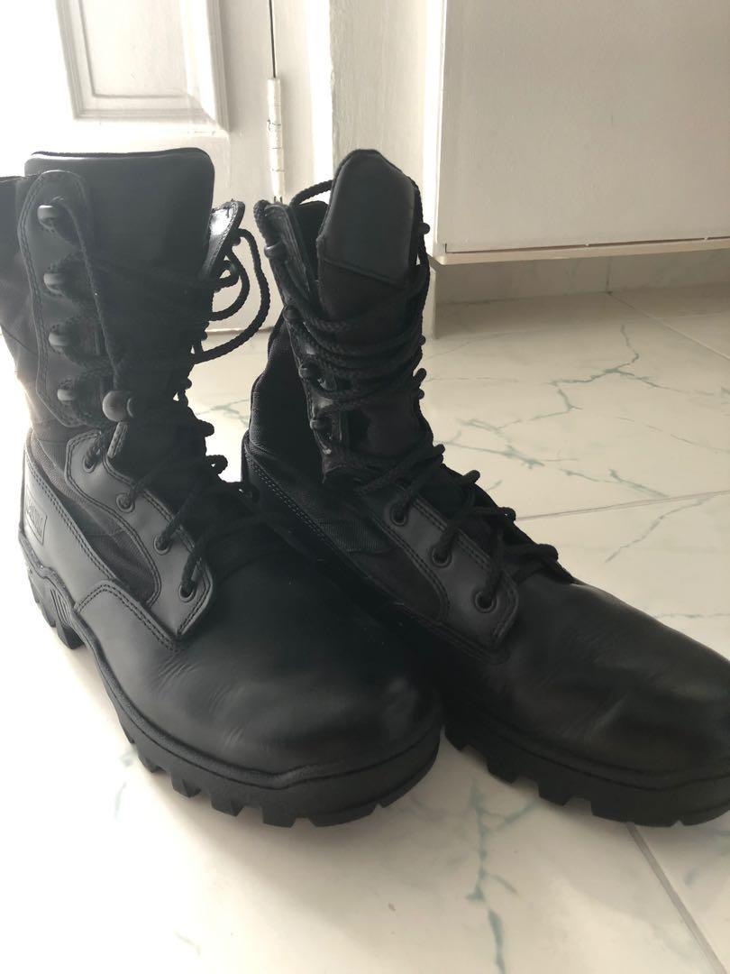 Magnum Spartan XTB Boots  BLACK - US 10  e6324489d