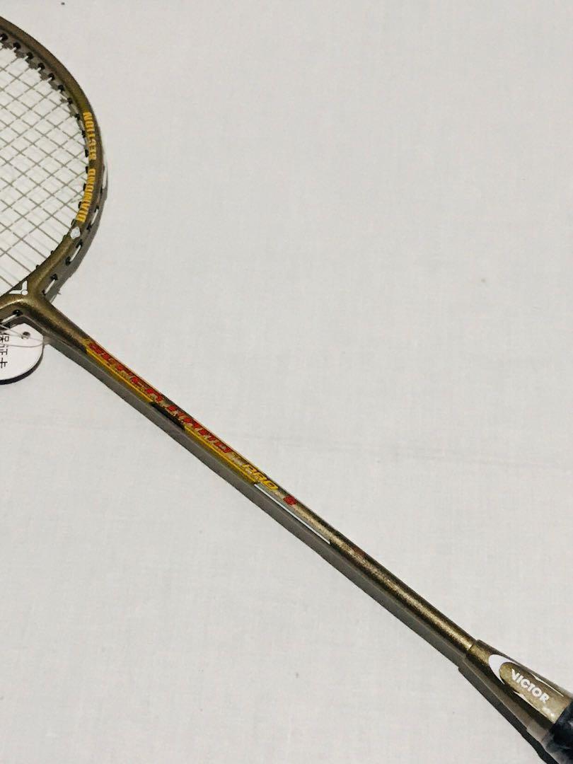 Raket Bukutangkis Victor - Badminton