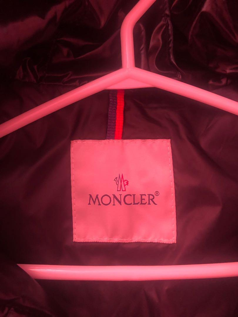 Selling authentic Moncler jacket