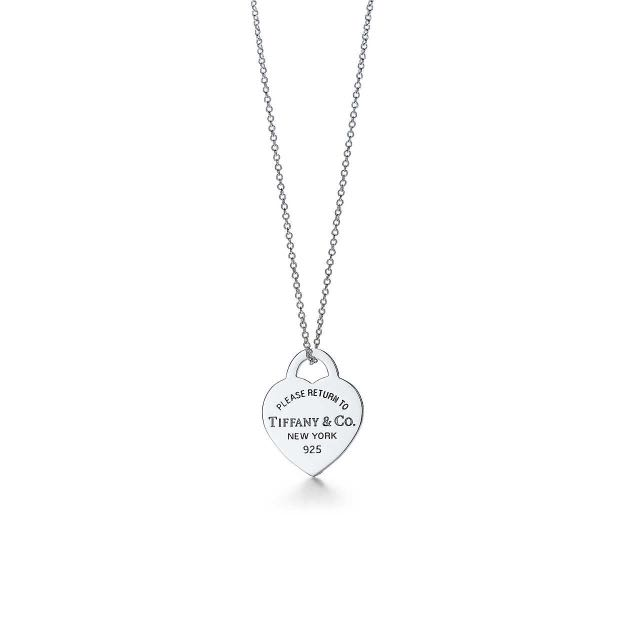 444235230 Tiffany & Co Necklace, Women's Fashion, Jewellery, Necklaces on Carousell