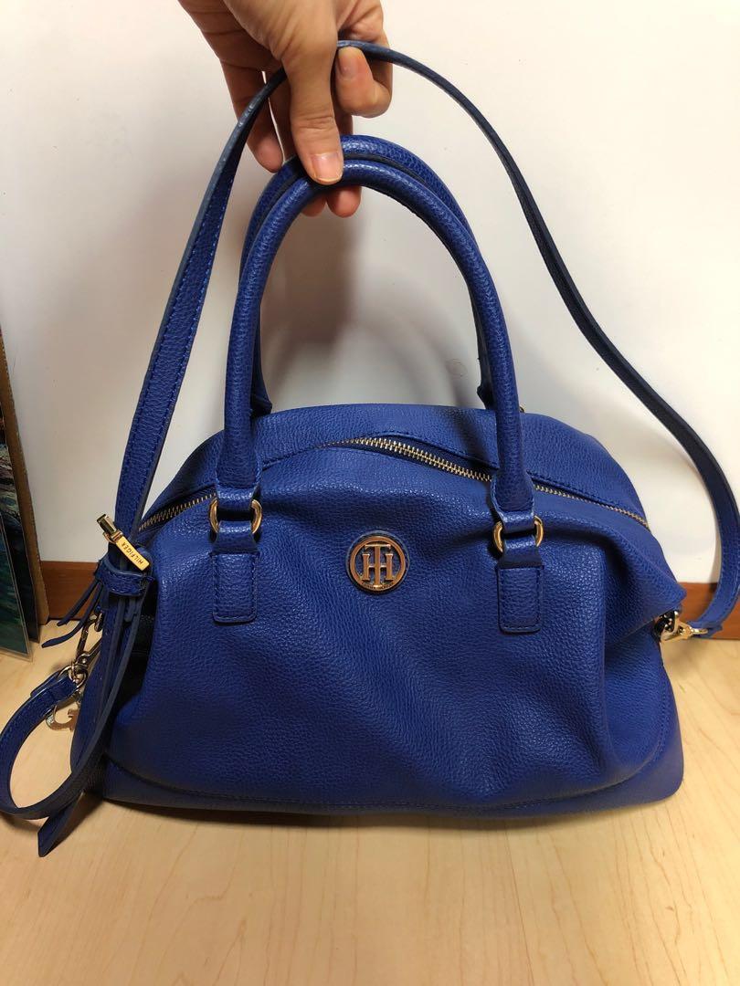 433936bac0 Tommy Hilfiger Handbag (Faux leather), Women's Fashion, Bags ...