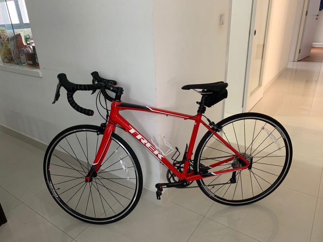 Trek road bike, Bicycles & PMDs, Bicycles, Road Bikes on