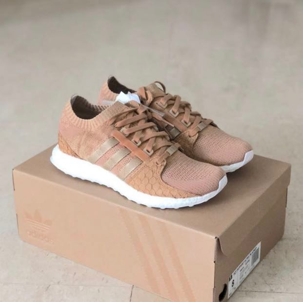 new styles 57d68 e3e39 UK7.5 Adidas EQT Support Ultra Pusha T