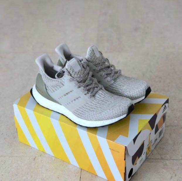 competitive price c4e64 8b3a9 UK7.5 Adidas Ultraboost Olive Copper