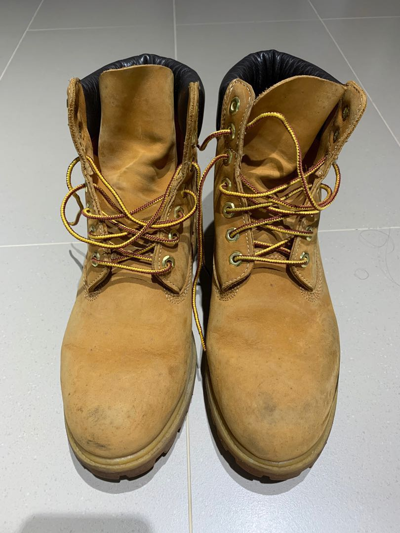 8b3b91ae1a323 Used Timberland Boots (Mens), Men's Fashion, Footwear, Boots on ...