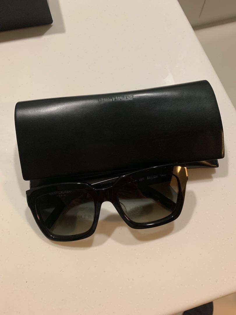 eee602b7a35a1 YSL shades for men on Carousell