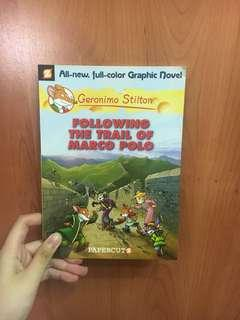 🚚 Geronimo Stilton books