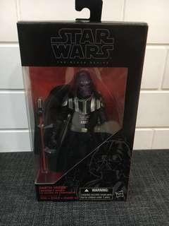 Star Wars Black Series Darth Vader Emperor's Wrath. Exclusive! Unopened.