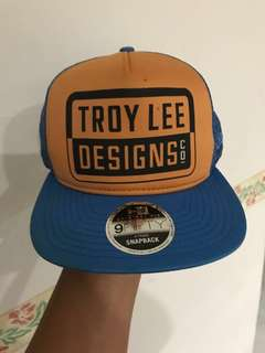 f76ce787300 troy lee design cap
