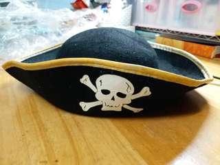 cosplay 海賊帽