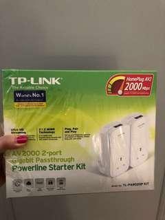 TP-LINK AV2000 HomePlug AV2 2000Mbps