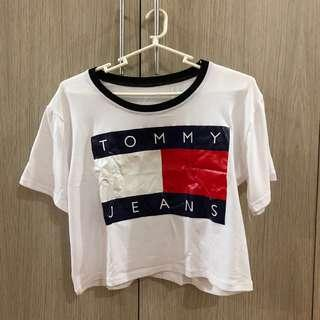 White Tommy Top