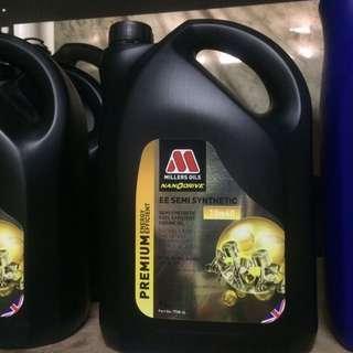 Millers Oil EE Semi Synthetic 10W-40