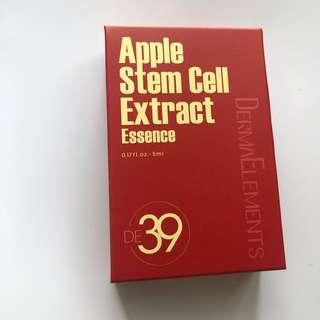五折 DERMAELEMENTS DE39 蘋果幹細胞原液 Apple Stem Cell Extract (原價$160/5ml)