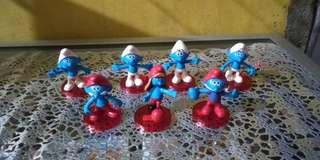 Action Figure Smurf