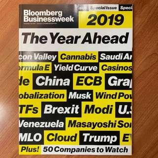 🚚 Bloomberg businessweek special edition 2019