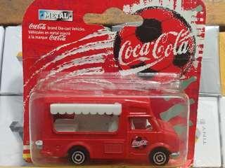 Majorette泰國製吸塑可樂車