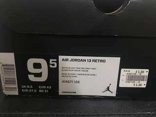 🚚 Jordan 13