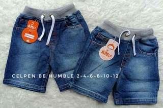 Unisex Jeans Pant
