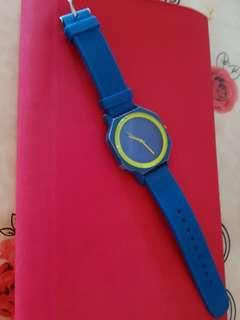 Blue men Watch