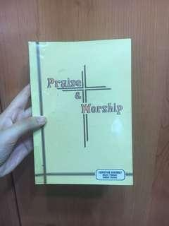 Praise and worship Christian book
