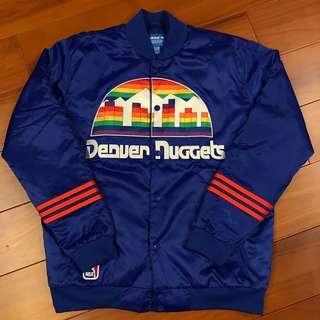 🚚 NBA DENVER NUGGETS 丹佛金塊 夾克 正品