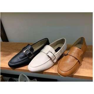 🚚 轉賣Sweet Girl🔰軟Q紳士包鞋--米25號