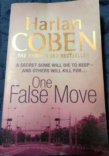 🚚 Harlan Coben's One False Move