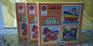 Mainan anak First Puzzle