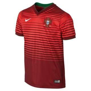 Portugal National Team Jersey (2014)