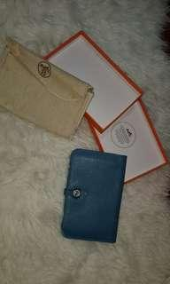 Hermes Dogon Wallet 100% authentic with DB and Box