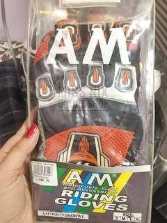 AM Riding Gloves Large Size