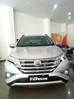 All New Terios R MT Ready Dp 35JT