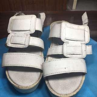 platform shoes korea china