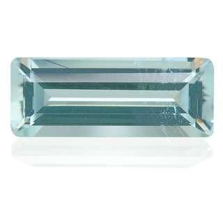 Aquamarine 0.40 ct