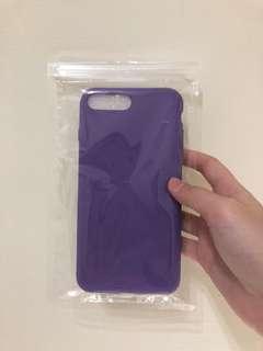 iPhone 8 Plus 紫色手機殼