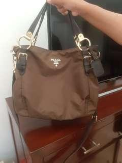 Prada Authentic with long strap
