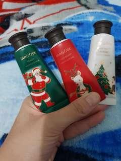 Innisfree Hand Cream Christmas Limited Edition