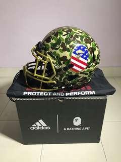 Adidas X Bape Helmet