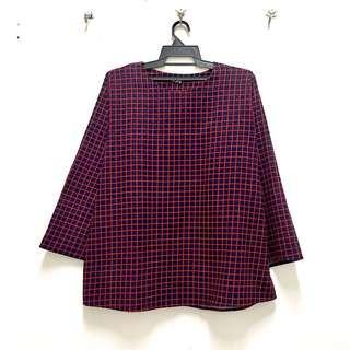 Checkered Top (XL)
