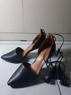 Christian Siriano Black Heels (no nego ya udah jual rugi 😂)
