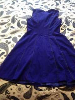 Navy blue CK dress