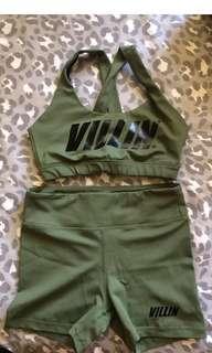 Villin activewear set