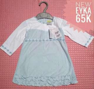 Gamis dress eyka New with tag SALE