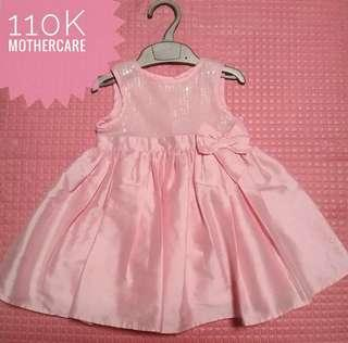 Dress mothercare sequin