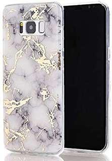 Marble Pattern Case for SAMSUNG S8 PLUS
