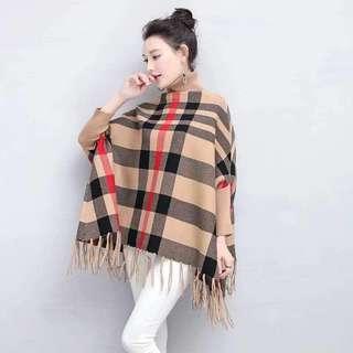 Turtle neck/ shawl