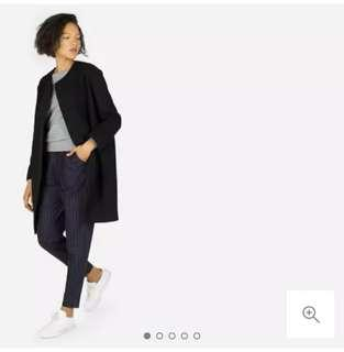 EVERLANE Oversized Unstructured Coat