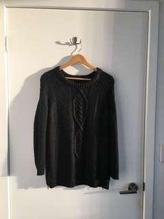 Danier wool & alpaca sweater XS