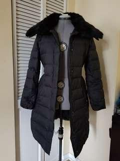Cozy London Fog Heritage Down Wintercoat*Women's Winter Parka*